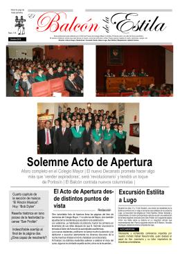 - Colegio Mayor La Estila