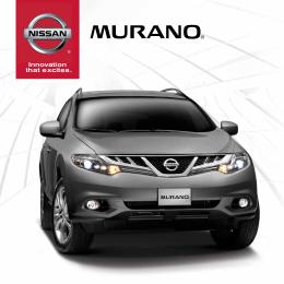 Murano - NissanNews.com