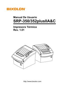 SRP-350/352plusIIA&C