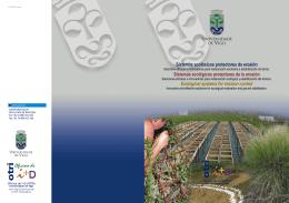 Sistemas ecológicos protectores de la erosión