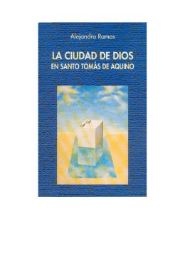 La Ciudad de Dios en Santo Tomas de Aquino