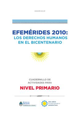 Primaria - Ministerio de Educación