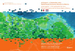 Misión económica sector energía y marítimo 2015