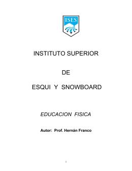 Academia Nacional de Esquí y Snowboard