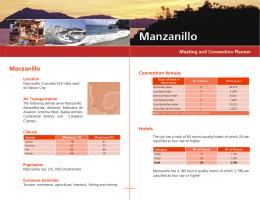 Manzanillo - Mexico Tourism Board