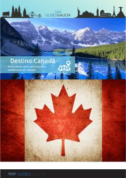 Destino Canadá