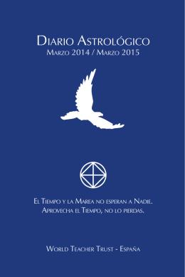 Diario Astrologico 2014-15