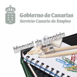 Manual de Acogida del Servicio Canario de Empleo