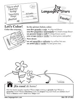 Activity sheets.indd
