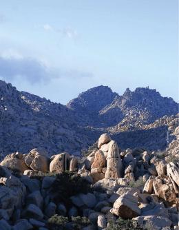 La Rumorosa - Descubre Baja California