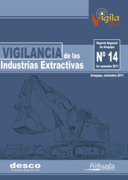 Reporte Regional de Arequipa Nº 14