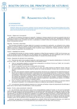 BOPA 20/05/2015 - Ayuntamiento de Corvera