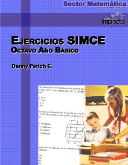 Ejercicios SIMCE 8º año básico