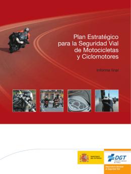 Plan Estratégico para la Seguridad Vial de Motocicletas y