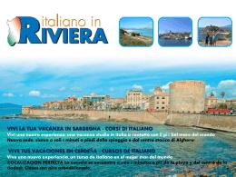 Alghero - Italiano In Riviera
