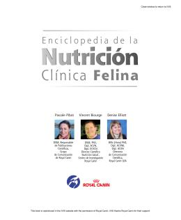 Dermatosis nutricionales y la influencia de la nutrición en