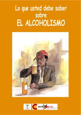 EL ALCOHOLISMO - Fundación de Religiosos para la Salud