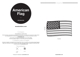American Flag - We Are Knitters We Are Knitters
