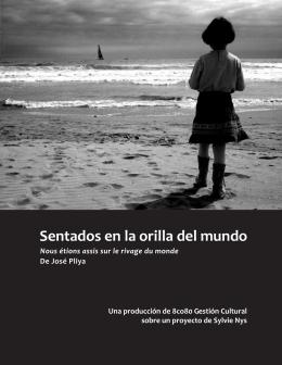 Sentados en la orilla del mundo - Elena Carrascal / ochocochenta