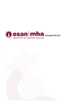 www .esan.edu.pe/inscripcion/mba/tiempo