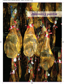 Jamones y paletas - Mercados Municipales