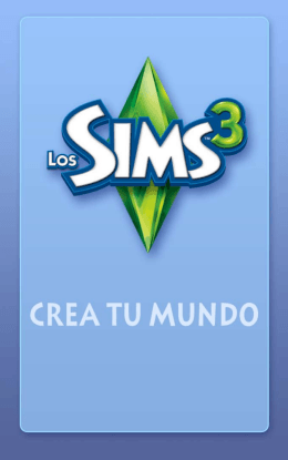 Tutorial - Los Sims 3
