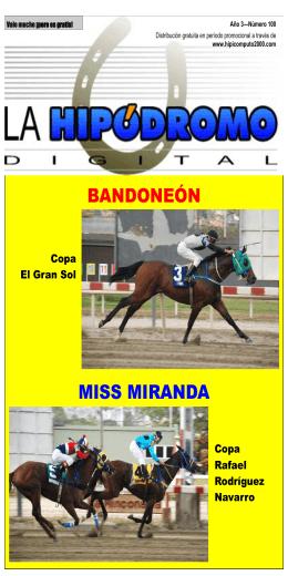 BANDONEÓN MISS MIRANDA