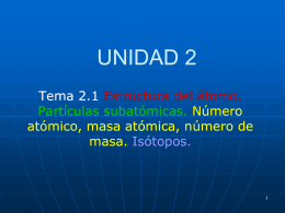 átomo - DePa