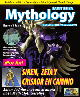¡Por fin! - Saint Seiya Mythology