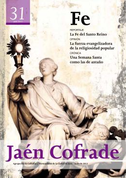 La Fe del Santo Reino La fuerza evangelizadora de la religiosidad