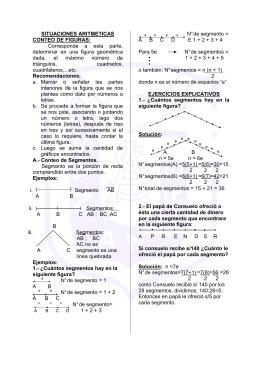 Razonamiento Matemático 1º Año