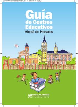 Guía de Centros Educativos - Ayuntamiento de Alcala de Henares