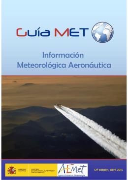 GUÍA MET - Agencia Estatal de Meteorología