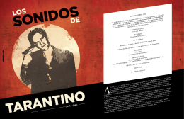 Tarantino - WordPress.com