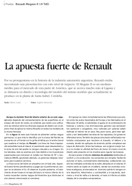 Renault Megane II 1.9 TdCi Comfort
