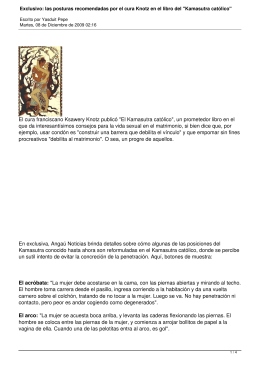 Kamasutra católico