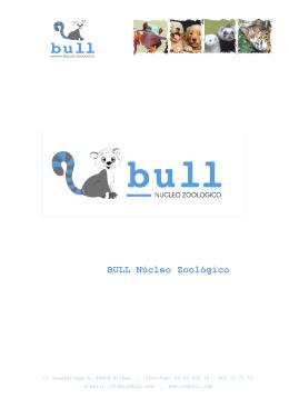 Petauro. - Bull Núcleo Zoológico
