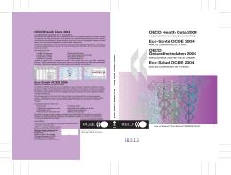 OECD Health Data 2004