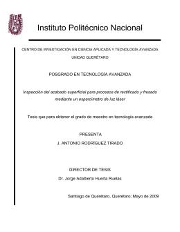 Capítulo 1. Introducción - Instituto Politécnico Nacional