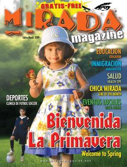 marzo 2009 - Mirada Magazine