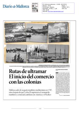 Diario de Mallorca (Paginas Especiales) N° 121028 - 28/10/2012