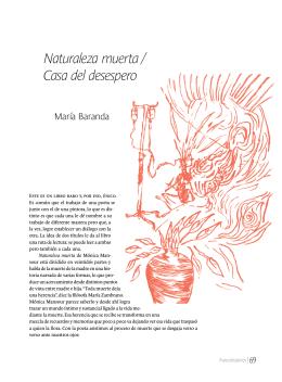 Naturaleza muerta / Casa del desespero