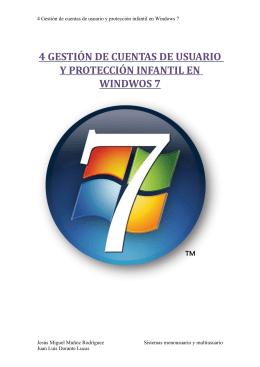 4 gestión de cuentas de usuario y protección infantil en