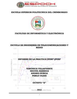 iperf/jperf
