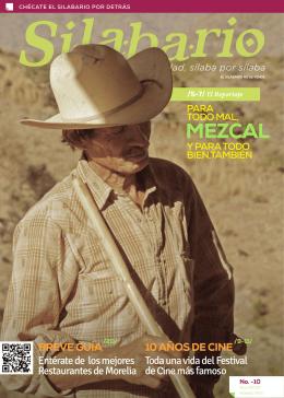 mezcal - Silabario