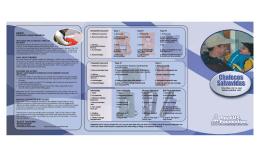 Lifejacket brochure