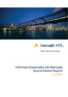 London Report Horwath HTL