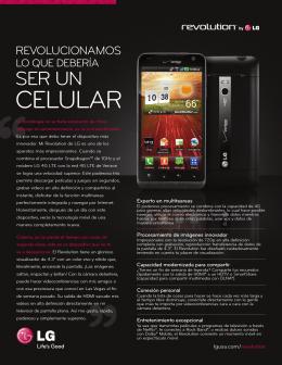 CELULAR - LG.com