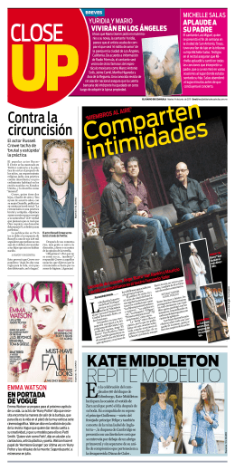 REPITE MODELITO - El Diario de Coahuila