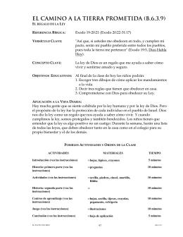 EL REGALO DE LA LEY(B.6.3.9)